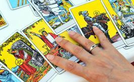 the Rider-Waite Tarot