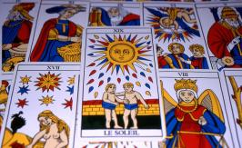 The Star - Tarot of Marseille